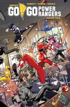 Saban's go go Power Rangers. Volume 4