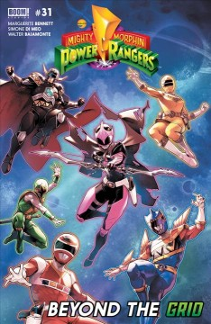 Mighty Morphin Power Rangers. Issue 31