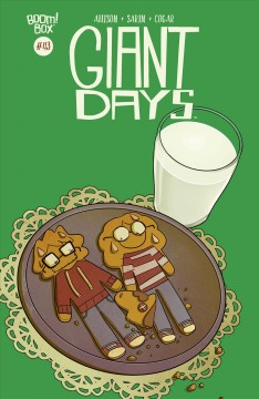 Giant days. Issue 43