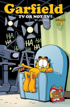 Garfield TV or not TV?. Issue 1