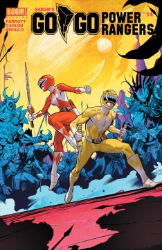 Saban's go go Power Rangers. Issue 14