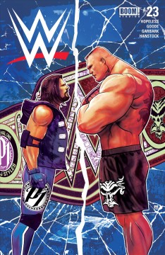 WWE. Issue 23