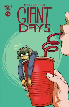 Giant days. Issue 45