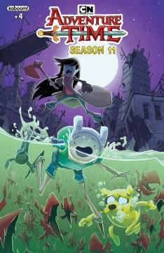 Adventure time. Season 11, Issue 4