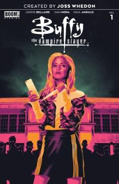 Buffy the vampire slayer. Issue 1
