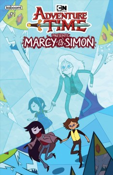 Adventure time: Marcy & Simon. Issue 1