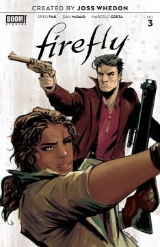 Firefly. Issue 3 Greg Pak.