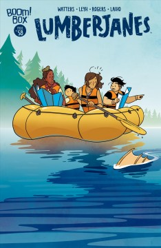 Lumberjanes. Issue 58 Shannon Watters and Kat Leyh.