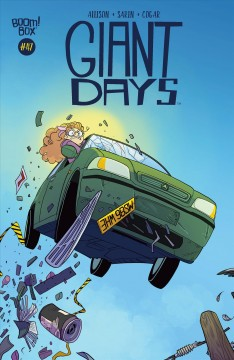Giant days. Issue 47