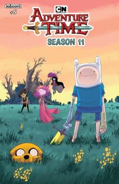Adventure time: Season 11. Issue 5