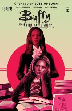 Buffy the vampire slayer. Issue 2