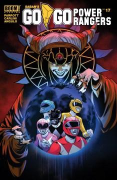 Saban's go go Power Rangers. Issue 17