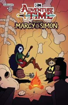 Adventure time: marcy & simon. Issue 2 Olivia Olson.