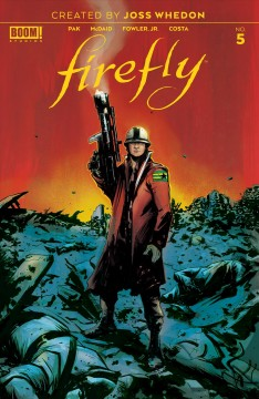 Firefly. Issue 5