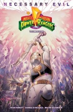Mighty Morphin Power Rangers. Volume 11, issue 40-43