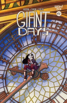 Giant days. Issue 52