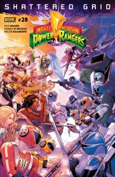 Mighty Morphin Power Rangers. Issue 28