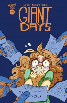Giant days. Issue 39