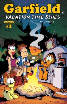 Garfield vacation time blues. Issue 1
