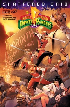 Mighty Morphin Power Rangers. Issue 27