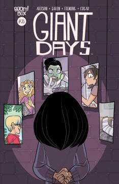 Giant Days. Issue 35