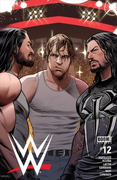 WWE. Issue 12