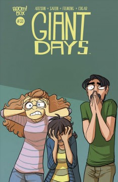 Giant days. Issue 33