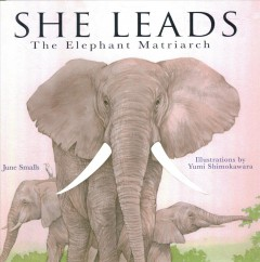 She Leads : The Elephant Matriarch