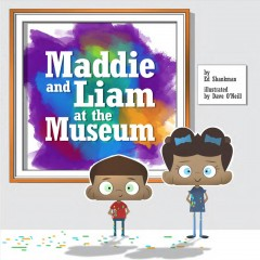 Maddie and Liam at the Museum