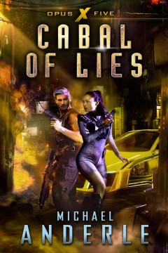 Cabal of lies Michael Anderle.