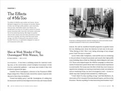 In the headlines #MeToo : women speak out against sexual assault / edited by the New York Times Company editorial staff.