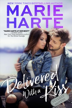 Delivered with a kiss Marie Harte.