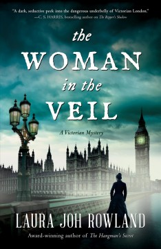 The woman in the veil / Laura Joh Rowland.