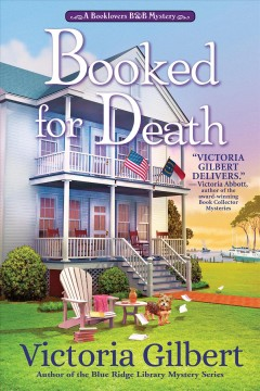 Booked for death Victoria Gilbert.