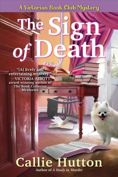 The sign of death / Callie Hutton.