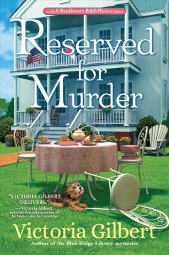Reserved for murder Victoria Gilbert