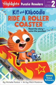 Kit and Kaboodle Ride a Roller Coaster