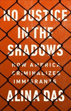 No justice in the shadows how America criminalizes immigrants / Alina Das