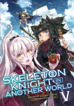 Skeleton Knight in Another World V