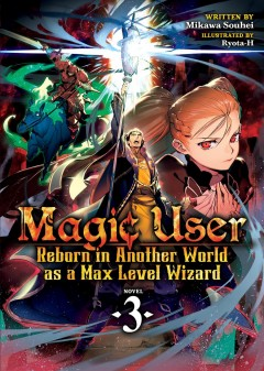 Magic User: Reborn in Another World As a Max Level Wizard 3