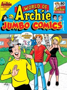 World of archie digest. Issue 108 Archie Superstars.
