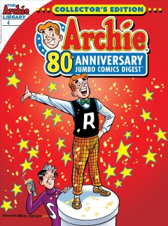 Archie 80th anniversary digest. Issue 4