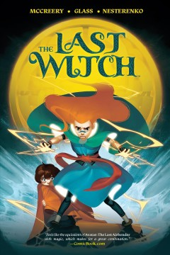 The last witch. Issue 1-5