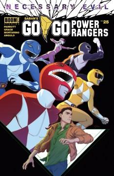 Saban's go go Power Rangers. Issue 25