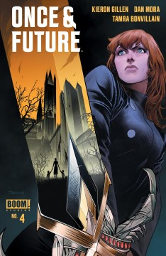 Once & Future. Issue 4