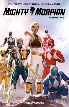 Mighty Morphin. Volume 1, issue 1-4