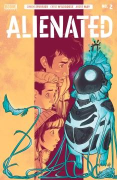 Alienated. Issue 2