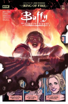 Buffy the vampire slayer. Issue 14
