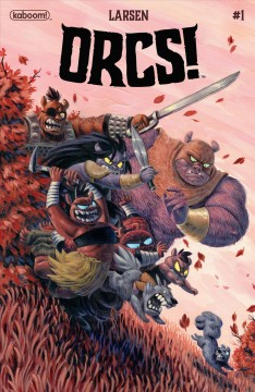 ORCS! Issue 1