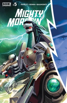 Mighty Morphin. Issue 5